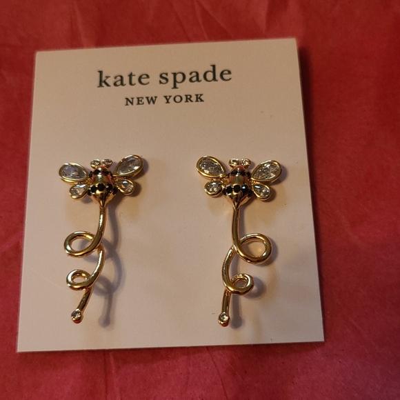 New Kate Spade ♠️ Bee 🐝 Earrings